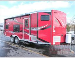 2016 forest river work and play toro edition 21vfb travel trailer