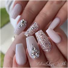 Tribal Print Nail Designs 21 Elegant Coffin Acrylic Nails Design You Should Try Right