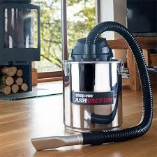 ash vacuum cleaner with stove