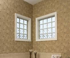 protect all vinyl framed glass block windows