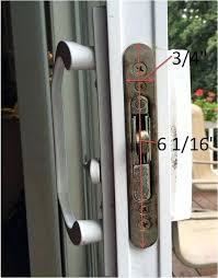 pgt window parts patio door lock with key awesome sliding patio door handle set parts windows