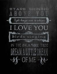 Dream A Little Dream Quotes Best Of Typography Art Prints Bedroom Pinterest Typography Art Deep