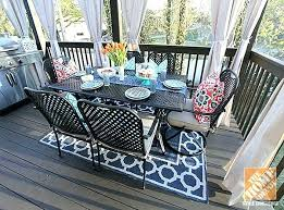 best outdoor rug for deck deck rugs exciting best decorating ideas bay fall river outdoor dining