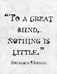 40 INSPIRATIONAL SHERLOCK HOLMES QUOTES Finest 40 Ideas Beauteous Sherlock Holmes Quotes