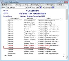 Quickbooks Tax Accounting For A Small Business Practical