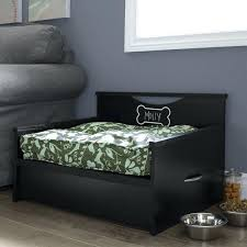 Dog Storage Furniture South Shore Step One Dog Bed With Storage And