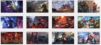 These desktop background images contain various resolutions: 3 Tempat Terbaik Download Wallpaper Free Fire Teknologi Id