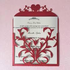 Photo Invitation Postcards 50pcs Pocket Heart Design Postcards Gatefold Engagement Party Wedding Invitation Cards Celebrating Blank Rsvp Card Place Card