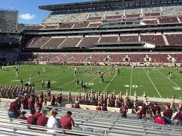 Kyle Field Zone Club Seating Chart Kyle Field Section 125 Rateyourseats Com