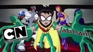 Teen titans adult games