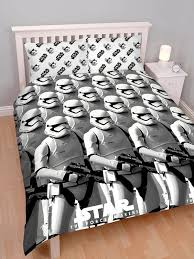 star wars stormtrooper episode vii awaken double duvet cover and pillowcase set