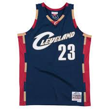 Details About Nba Cleveland Cavaliers Lebron James Hardwood Classics Alternate Swingman Jersey