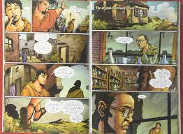 alchemist story the alchemist author doesn t quite come to life in  the alchemist a graphic novel an illustrated interpretation of the alchemist a graphic novel an illustrated