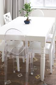 Clear Dining Room Table Ghost Chair Ghost Chair And Desk Google Search View In Gallery