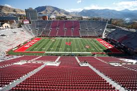 Rice Eccles Stadium Detailed Seating Chart Q A Utah Ad Mark Harlan On Nonconference Scheduling Rice
