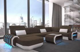 modern furniture brooklyn. Fabric Leather Mix Sofa Brooklyn Shape Hugo For Modern Furniture