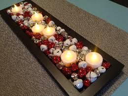 Centerpiece For Coffee Table Coffee Table Christmas Centerpiece Christmas Crafts Pinterest