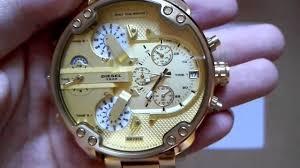 diesel mr daddy 20 57mm dz7313 gold watch watches relogio relojes diesel mr daddy 20 57mm dz7313 gold watch watches relogio relojes