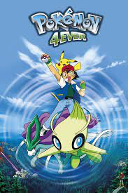 Pokémon 4Ever: Celebi - Voice of the Forest (2001) - Posters — The Movie  Database (TMDb)