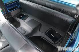 1996 chevy c1500 backseat