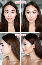 cheek contour before and after. before \u0026 after. diy beauty: how to contour and highlight - drifter the gypsy blog cheek before after o