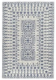navy and cream rug uk