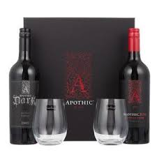 apothic red wine gift set only in reduced to 11 96 at costco