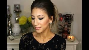 cly wedding guest makeup tutorial