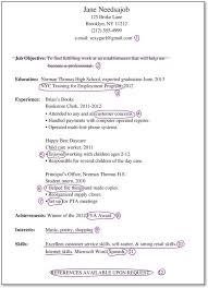 how to make a resume teenager teenager resume resume badak