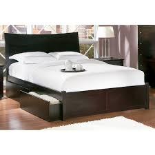 Milano Bedroom Furniture Milano Storage Platform Bed At Hayneedle