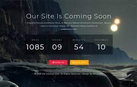 Create Wordpress Coming Soon Landing Page For 10