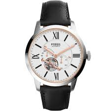 fossil men s automatic watch me3104 £118 00 thewatchsuperstore com™