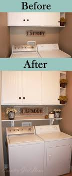 Laundry Room Design On A Budget 23 Best Budget Friendly Laundry Room Makeover Ideas And