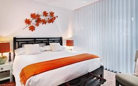 Paint Color Portfolio: Orange Bedrooms