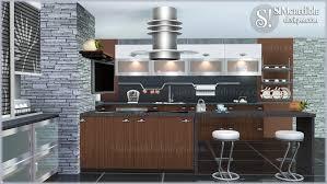 sims 4 kitchen design. concordia kitchen set by simcredible designs sims 4 design