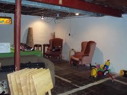 House Plan Stunning Design Of Unfinished Basement Ideas For - Finish basement walls