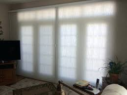 vertical cellular shades for patio doors vertical cellular blinds for patio doors pictures design