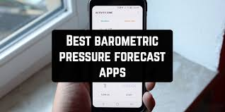 Barometric Pressure Trend Chart 15 Best Barometric Pressure Forecast Apps For Android Ios