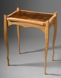 contemporary art furniture. Custom Made Contemporary Art Nouveau Side Table Furniture R