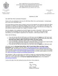 Police Chief Resume Cover Letter Image collections - Cover Letter ...