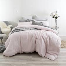 bed linen linen duvet cover set linen duvet cover ikea washed linen light pink quilt