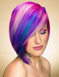 Hairstyle Color 24 colorful hairstyles to inspire your next dye job brit co 8274 by stevesalt.us
