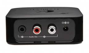 speakers with rca input. you have the flexibility to plug adapter into almost any powered speakers using a standard rca or 3.5 mm jack. with rca input ,