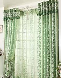Spring Fresh Curtains