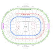 Chicago United Center Concert Seating Chart Chicago Blackhawks Suite Rentals United Center