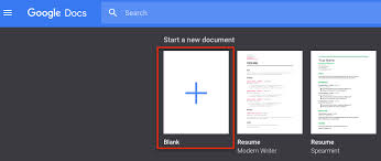 Resume On Google Docs Best Google Docs Resume Template Library Howto Guide Resume Genius
