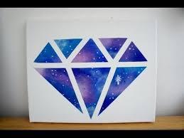 DIY Room decor: Galaxy <b>diamond</b> painting