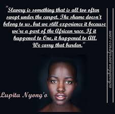 Quotes About Beautiful Black Skin Best Of Lupita Nyong'o Is Not Just Beautiful Her Quotes Are Great