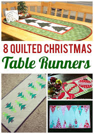 Christmas Table Runner Patterns Awesome 48 Christmas Table Runner Patterns That Stitch Up Quick