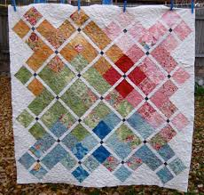 Charm pack quilt tutorial I made this using pattern from a ... & Charm pack quilt tutorial I made this using pattern from a magazine...has Adamdwight.com